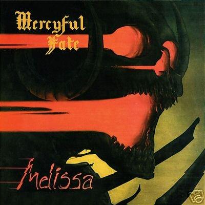MERCYFUL FATE melissa CD 1983 HEAVY METAL