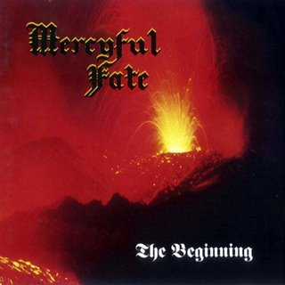MERCYFUL FATE the beginning CD 1983 HEAVY METAL**
