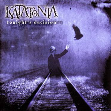 KATATONIA tonight's decision CD 1999 GOTHIC ROCK METAL