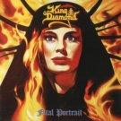 KING DIAMOND fatal portrait CD 1986 HEAVY METAL