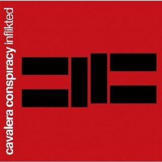 CAVALERA CONSPIRACY inflikted CD 2008 THRASH METAL