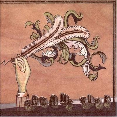THE ARCADE FIRE funeral CD 2004 INDIE ROCK