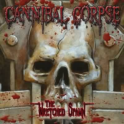 CANNIBAL CORPSE the wretched spawn CD 2004 DEATH METAL