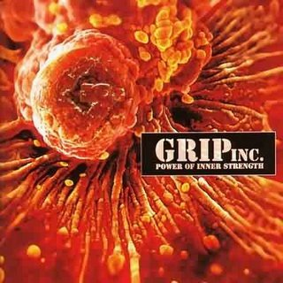 GRIP INC. power of inner strength CD 1995 MODERN THRASH METAL
