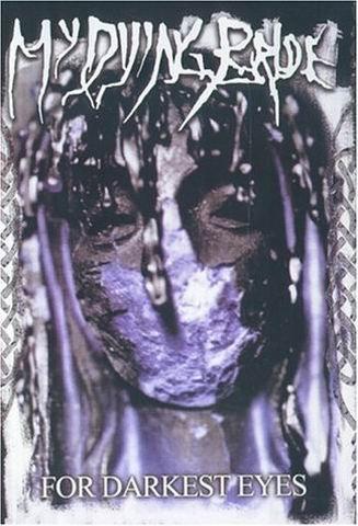 MY DYING BRIDE for darkkest eyes DVD 2002 DOOM METAL**