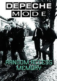 DEPECHE MODE random ascess DVD 2005 SYNTH POP**