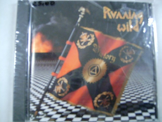 RUNNING WILD victory CD 2000 HEAVY METAL