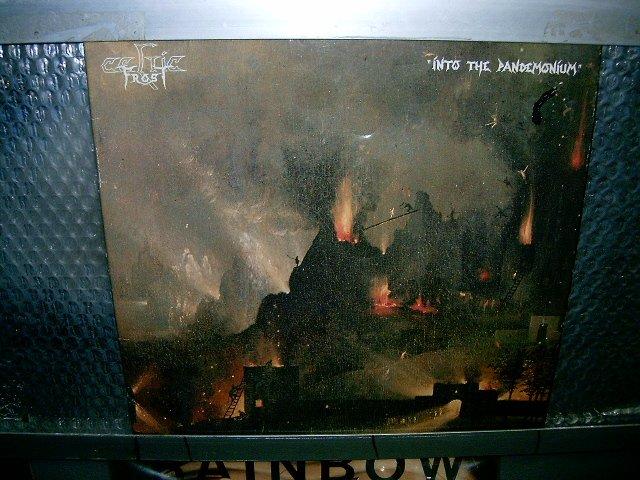 CELTIC FROST into the pandemonium LP 1987 DEATH METAL