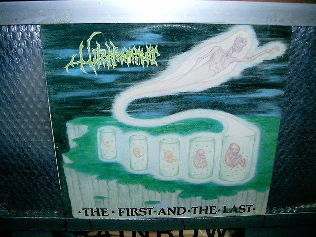 WITCHHAMMER the fist and the last LP 1988 HEAVY METAL