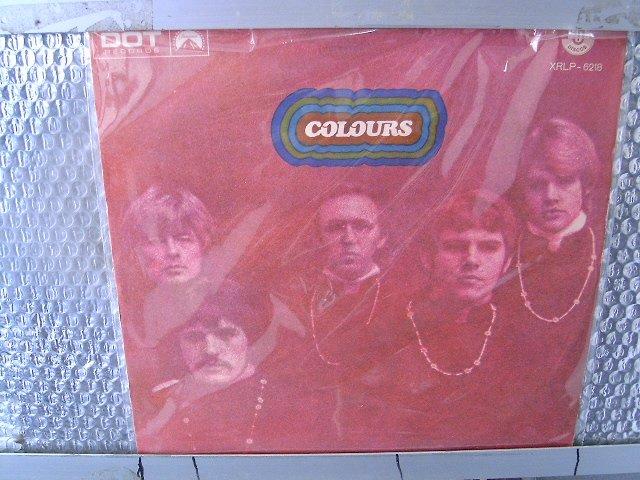 COLOURS colours LP 1969 ROCK*