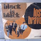LOS BRAVOS black is black LP 1966 ROCK*