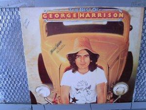 GEORGE HARRISON the best of LP 1975 ROCK**
