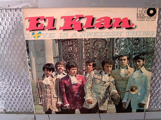 EL KLAN it's got to be mellow LP 1970 ROCK*