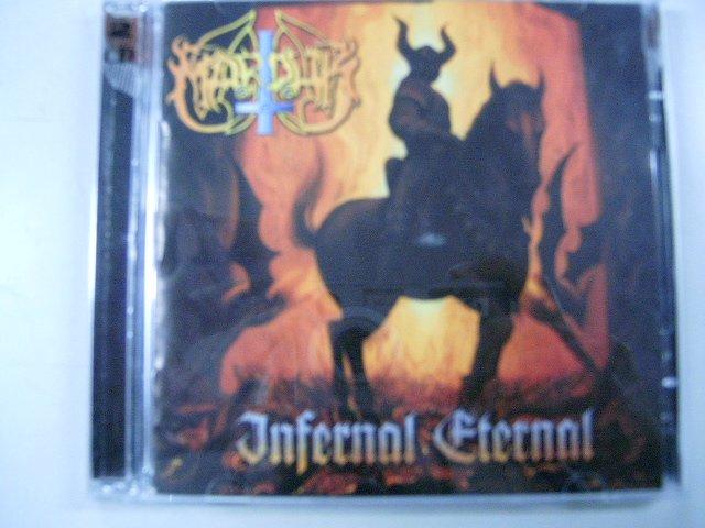 MARDUK infernal eternal 2CD 2000 BLACK METAL