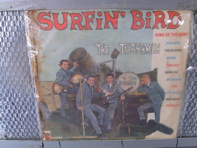 THE THRASHMEN surfin' bird LP 1964 ROCK
