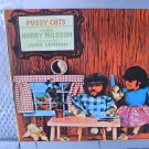 NILSSON pussy cats LP 1981 ROCK**