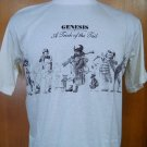GENESIS  a trick of the tail  T SHIRT  BEIGE   L