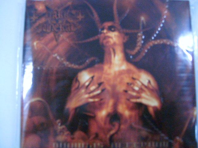 DARK FUNERAL diabolis interium DIGIPACK CD 2002 BLACK METAL
