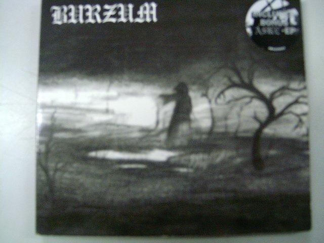BURZUM burzum / aske DIGIPACK CD 1994 BLACK METAL