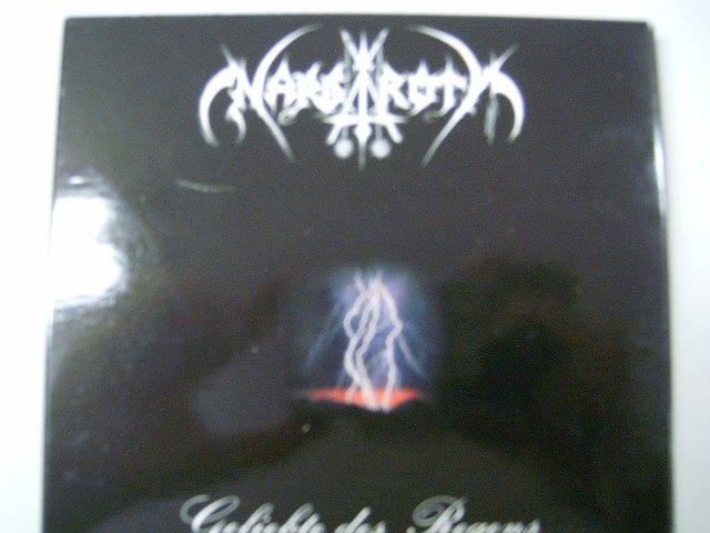 NARGAROTH geliebte des regens DIGIPACK CD 2003 BLACK METAL