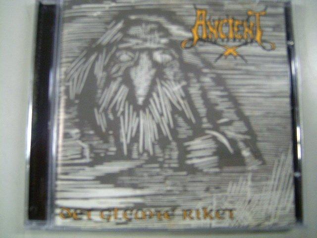 ANCIENT det glemte riket CD 1994 BLACK METAL