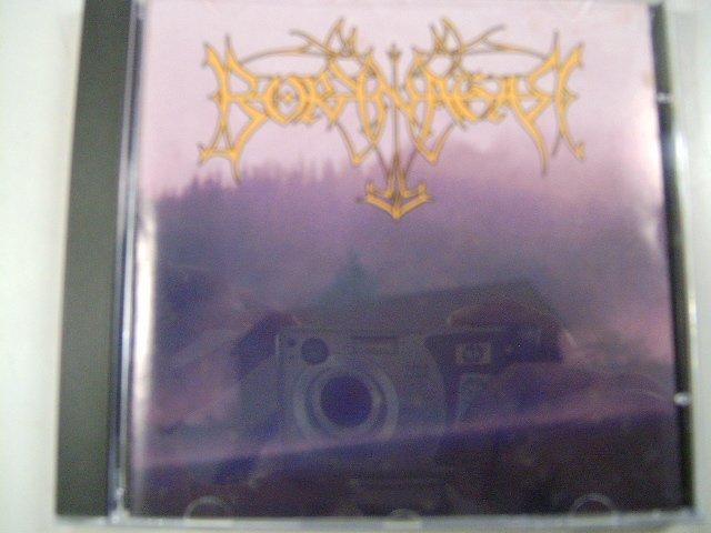 BORKNAGAR borknagar CD 1996 EPIC BLACK METAL