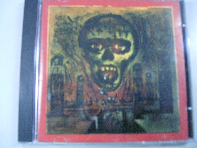 SLAYER seasons in the abyss CD 1990 THRASH METAL