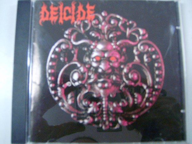 DEICIDE deicide CD 1990 DEATH METAL