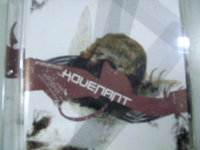THE KOVENANT animatronic CD 1999 INDUSTRIAL METAL