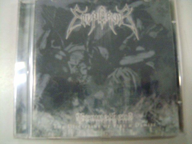 EMPEROR prometheus - the discipline of fire & demise CD 2001 BLACK METAL