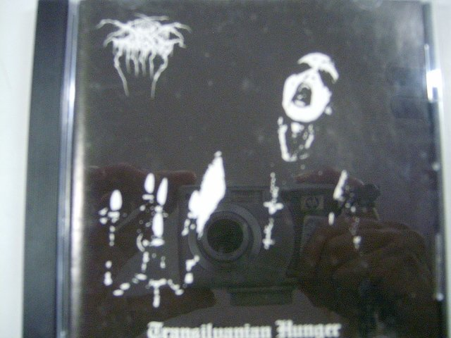 DARKTHRONE transilvanian hunger CD 1994 BLACK METAL