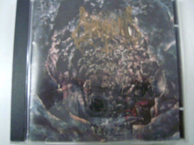 UNLEASHED shadows in the deep CD 1992 DEATH METAL