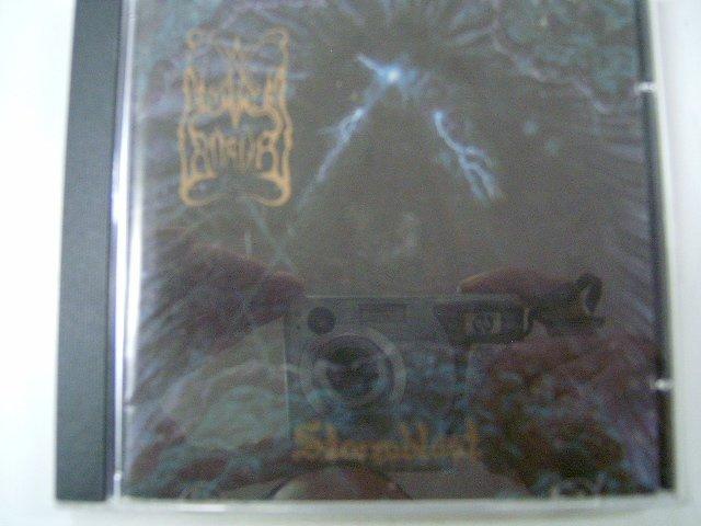 DIMMU BORGIR stormblast CD 1996 BLACK METAL