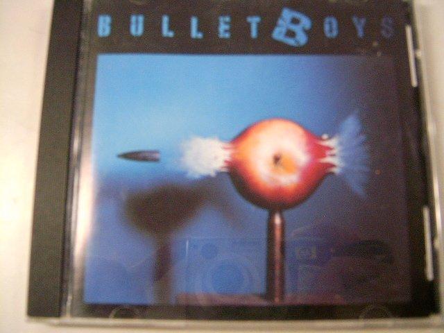 BULLETBOYS bulletboys CD 1988 HARD ROCK