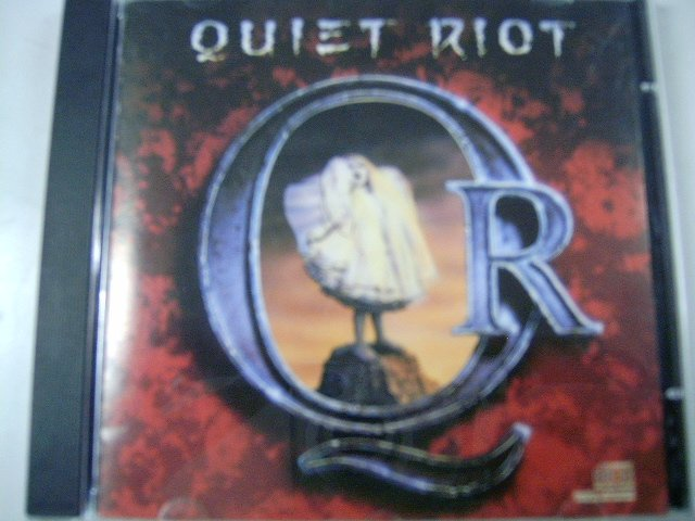 QUIET RIOT quiet riot CD 1988 HARD ROCK
