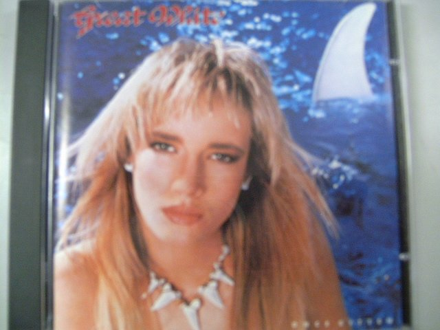 GREAT WHITE once bitten CD 1987 HARD ROCK