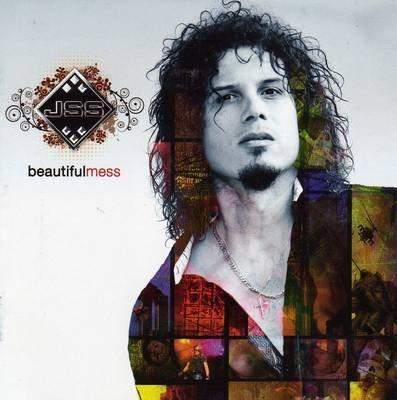 JEFF SCOTT SOTO beautifull mess CD + DVD 2009 HARD ROCK