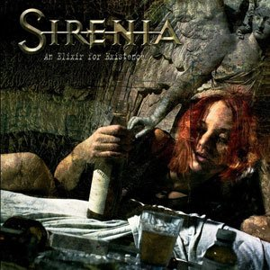 SIRENIA an elixir for existence CD 2004 GOTHIC METAL