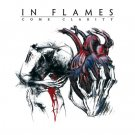 IN FLAMES come clarity CD 2006 MELODIC DEATH METAL