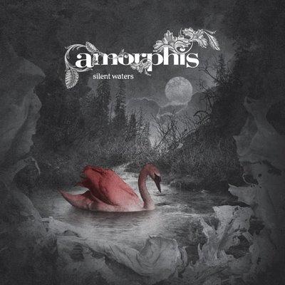 AMORPHIS silent waters CD 2007 PROGRESSIVE GOTHIC METAL