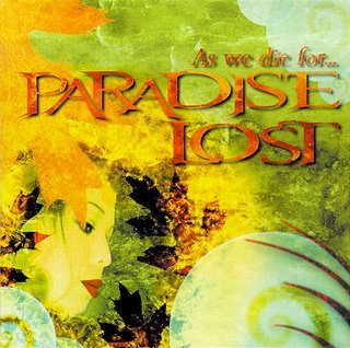 PARADISE LOST as we die for...paradise lost CD 1999 GOTHIC METAL