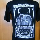ROLLING STONES voodoo lounge  T SHIRT  BLACK  L