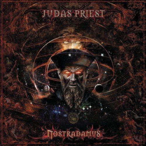 JUDAS PRIEST nostradamus 2CD 2008 HEAVY METAL