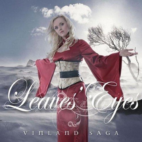 LEAVES' EYES vinland saga CD 2005 GOTHIC METAL