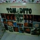 TOM & DITO Se Mandar M'Imbora eu Fico LP 1974 BRAZIL FU