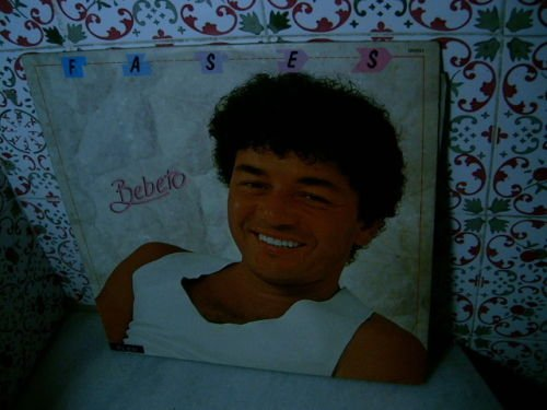BEBETO Fases LP 1985 PROMO PRESS RELEASE BRAZIL FUNK SO