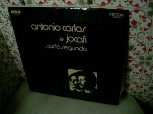 ANTONIO CARLOS & JOCAFI ..Cada Segundo LP 1972 NEAR MIN