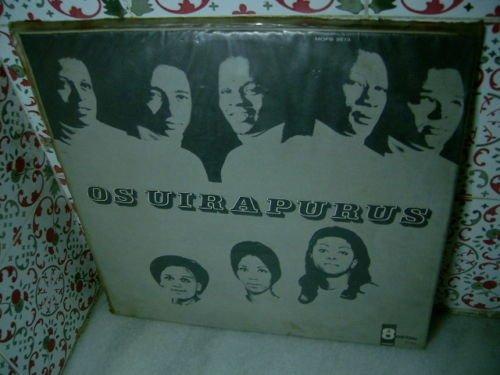 OS UIRAPURUS S/T(1968) LP 1968 MARCOS VALLE VERY RARE V