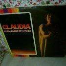 CLAUDIA Reza Tambor E Raca LP 1977 ORIGINAL BRAZIL VERY