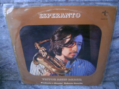 VICTOR ASSIS BRASIL Esperanto LP 1970 BRAZILIAN JAZZ
